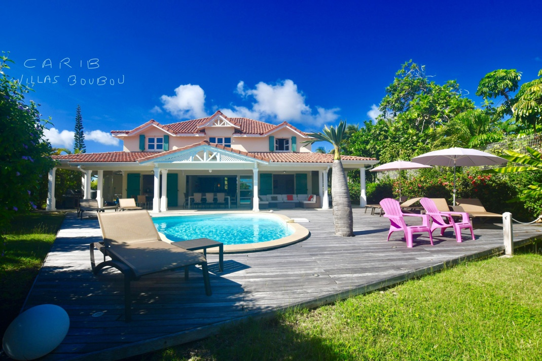 Villa Carib - 5 chambres