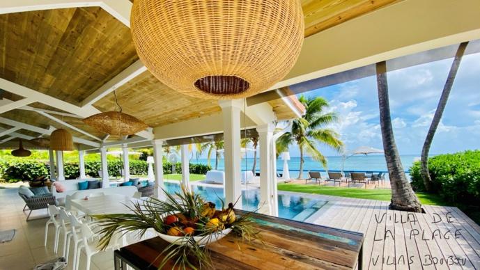 Villa de la plage - Saint François en Guadeloupe
