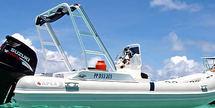 location bateau semi rigide Guadeloupe