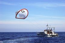 Kite Board à St François en Guadeloupe
