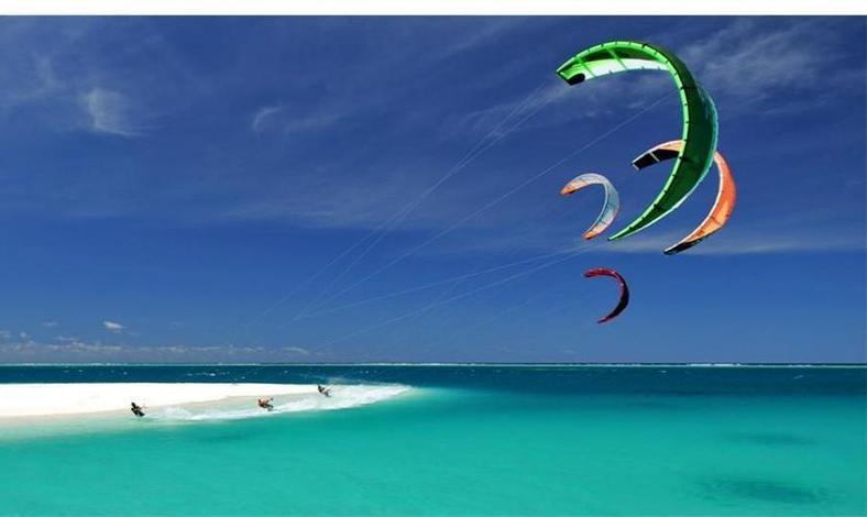 Kitesurf Guadeloupe Saint François