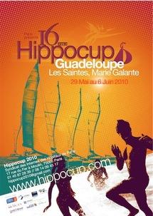 Affiche de L'Hippocup 2010 de Guadeloupe