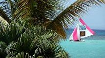 Course voile tradiionnelle en Guadeloupe, tour de Guadeloupe