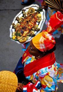 Cuisinière Guadeloupe