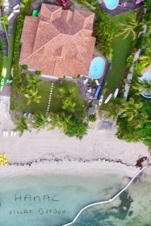 Villa Hamac, luxe et pied dans l'eau