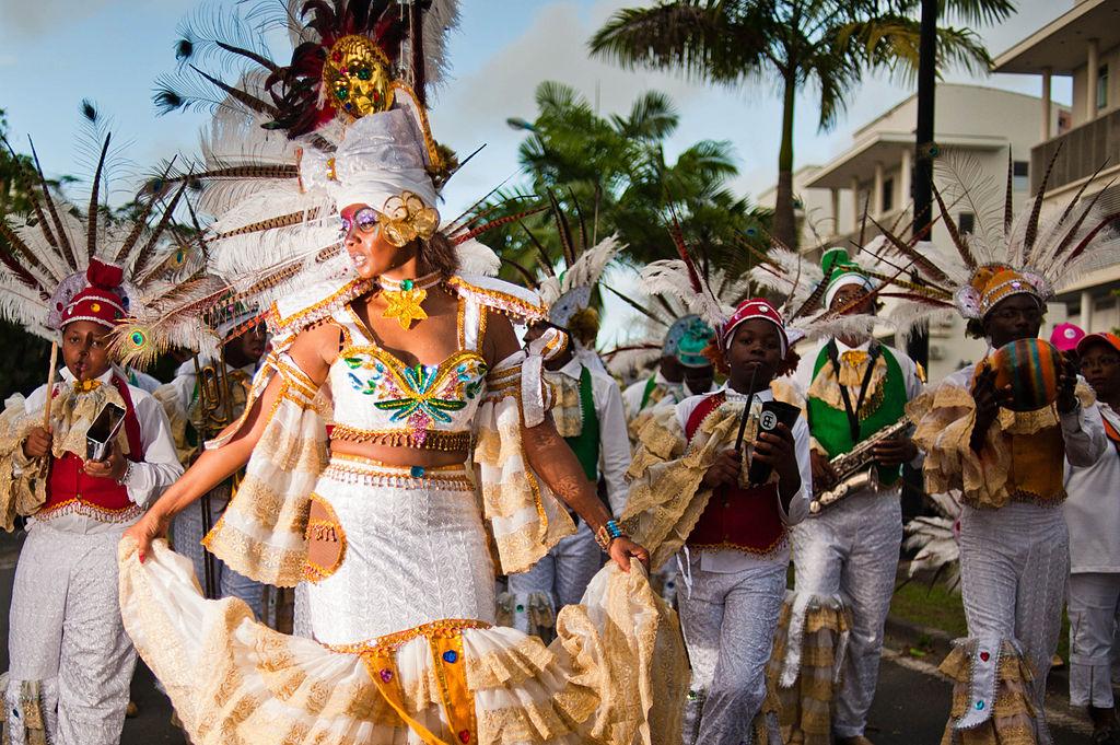 Carnaval en Guadeloupe - Photo Mstyslav Chernov