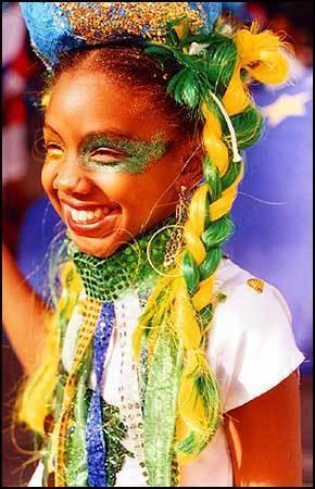 Carnaval Guadeloupe 2012 aux Antilles, défilé et manisfestation