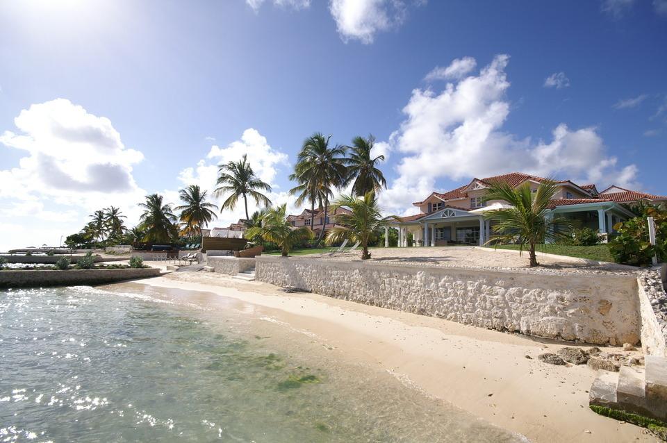 Roissy CDG Pointe à pitre, villa luxe Guadeloupe