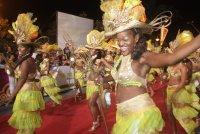 Le Carnaval à Saint François en Guadeloupe