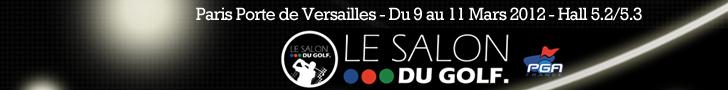 Salon du Golf à Paris 9-10-11 mars 2012