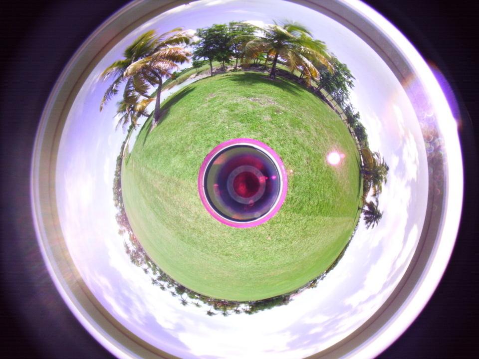 360° du golf de Saint François Guadeloupe