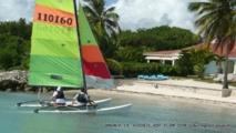 Villa luxe Pura Vida les pieds dans l'eau en Guadeloupe