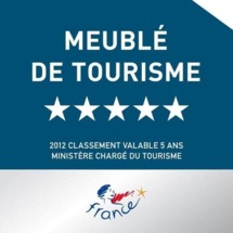 Meublés de tourisme 5 étoiles Guadeloupe