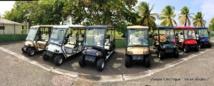 Voiture électrique en Guadeloupe pour les villas de luxe de Saint François