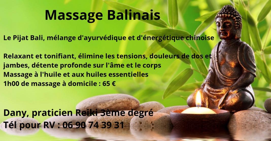 Tarif des massages à Domicile en Guadeloupe dans votre villa