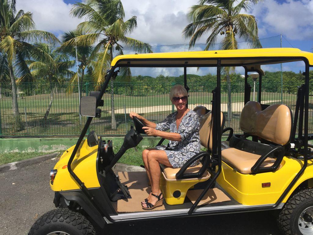 Nouvelle voiture électrique en Guadeloupe