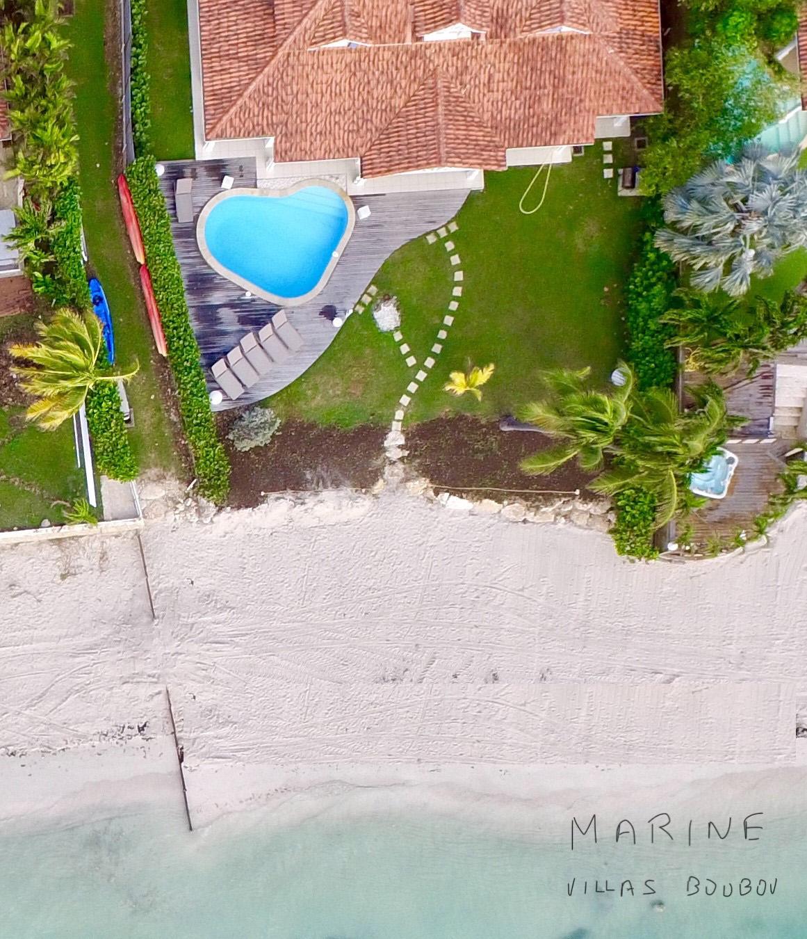Villa Marine - 5 chambres - Saint François