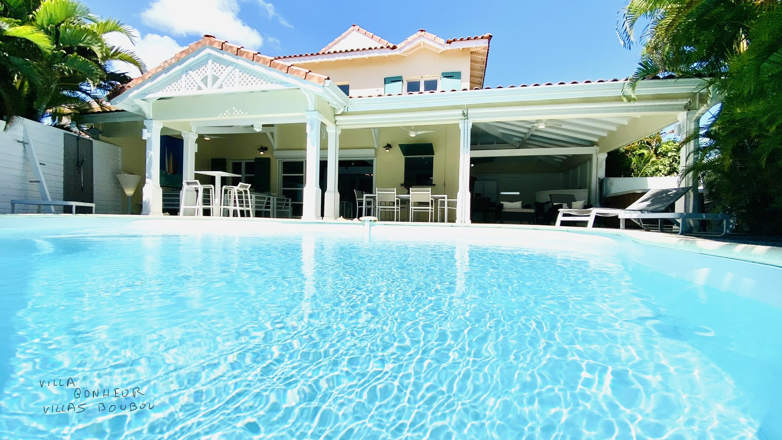 Villa Bonheur - 4 chambres