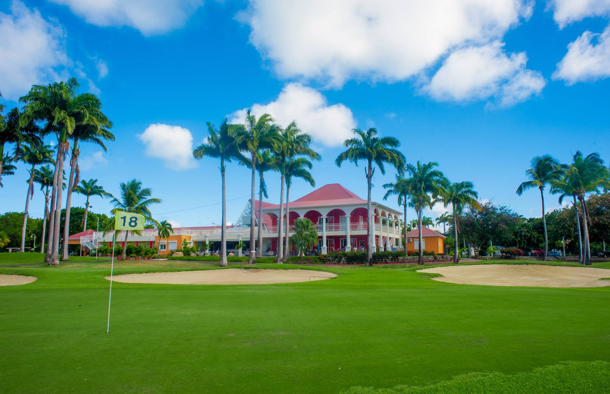 Le golf de Saint François réouvre
