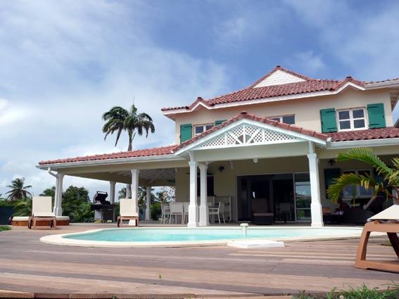 Villa Bora Bora en Guadeloupe