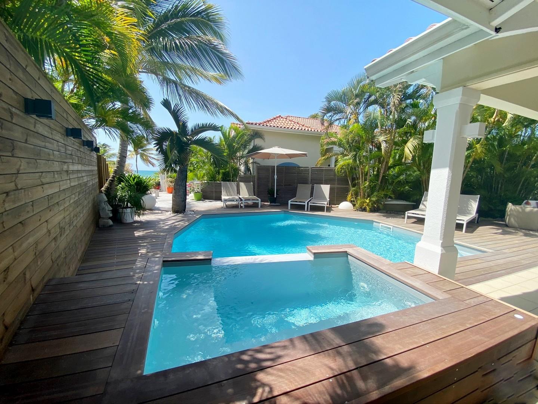Villa Champagne en Guadeloupe
