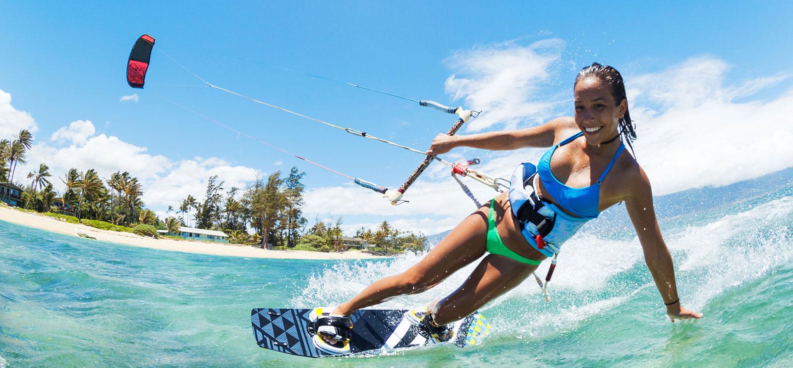 Kitesurf Guadeloupe