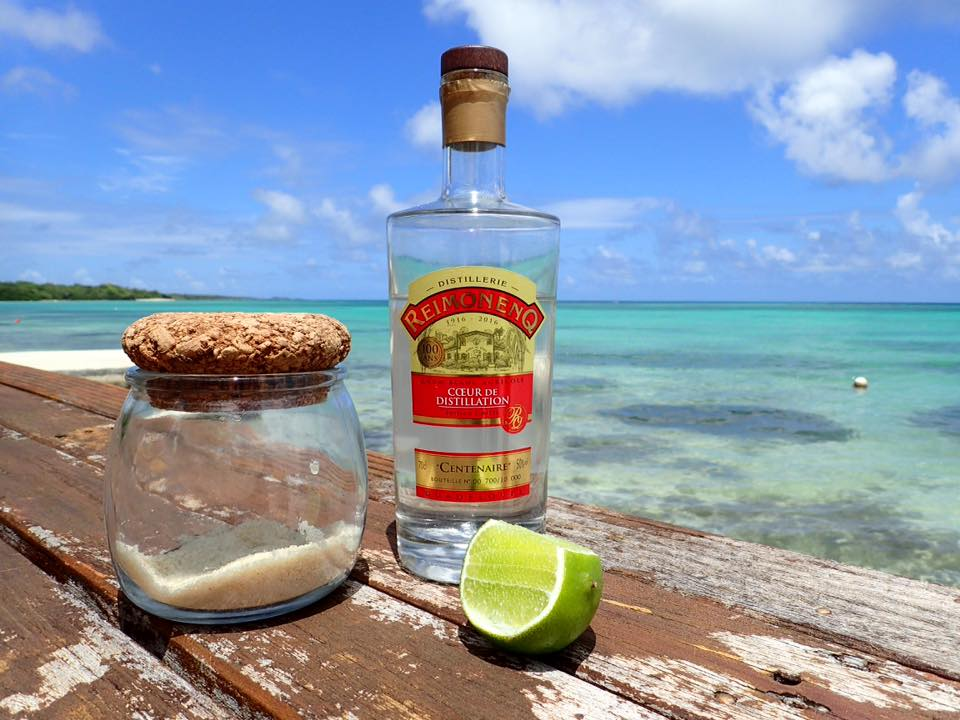 Rhum de Guadeloupe