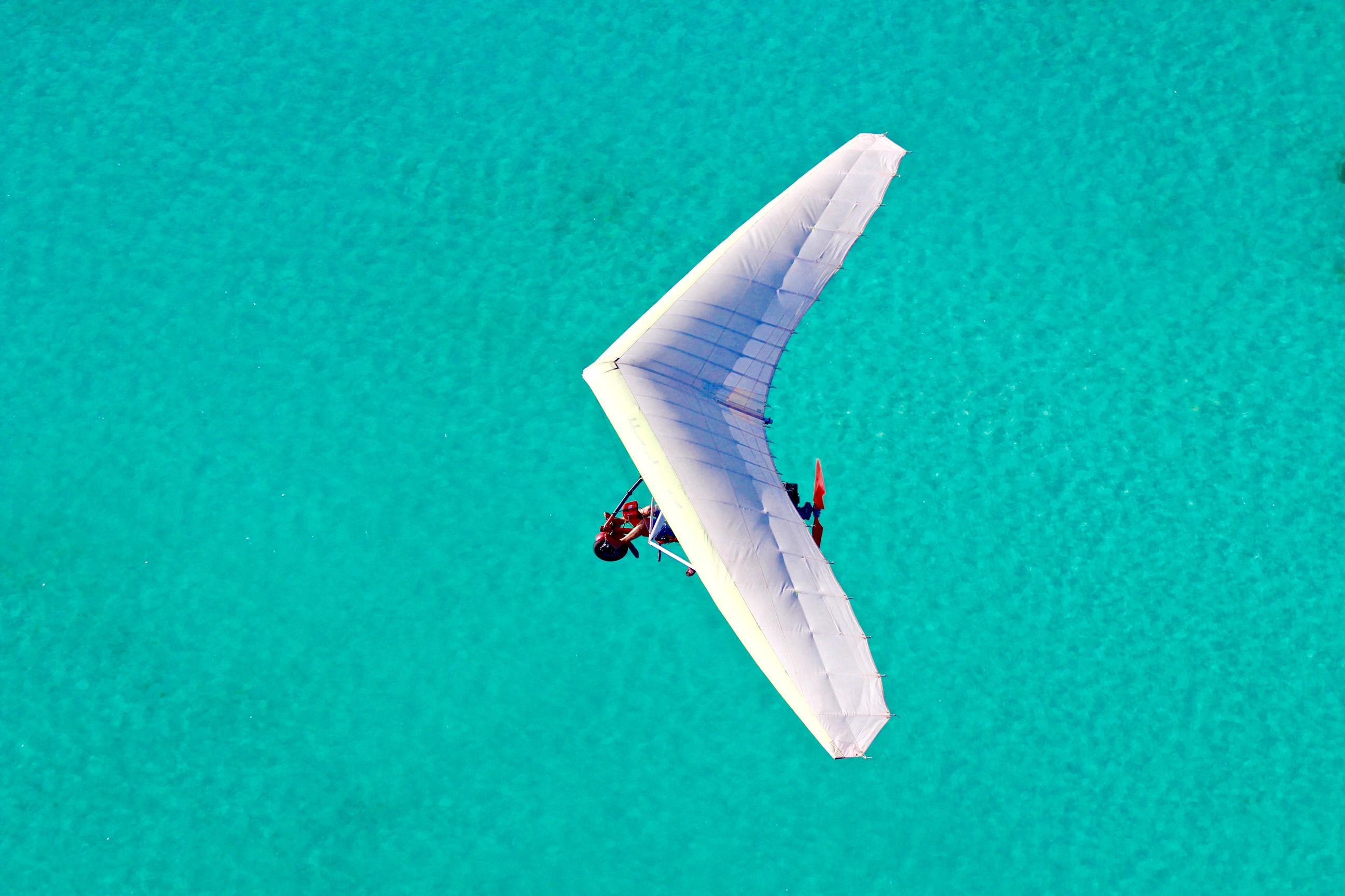 Vol pendulaire à 2 pas de la location villa de luxe en Guadeloupe à Saint François