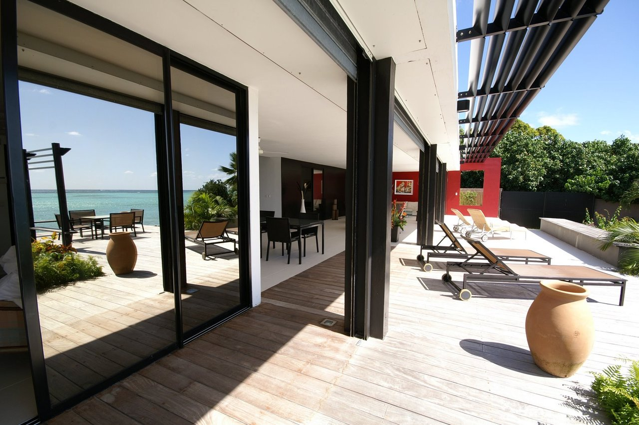 Villa 5 etoiles en Guadeloupe