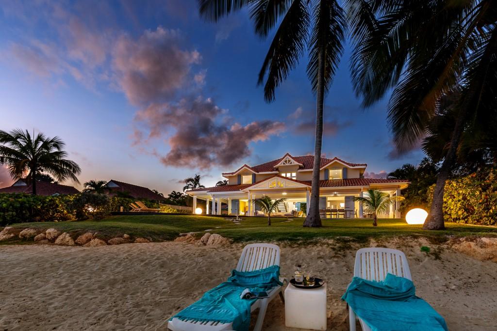Villa Marine - luxe à Saint François