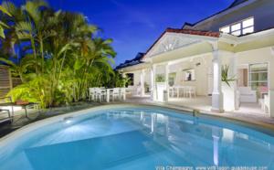 Les villas classées 5 étoiles !