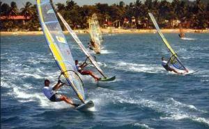 Wind surf Saint François Guadeloupe