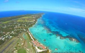 Villas pieds dans l'eau en Guadeloupe !