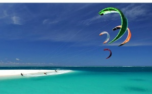 Kite surf Guadeloupe, Surf, Wind surf ,SUP Avec Tony