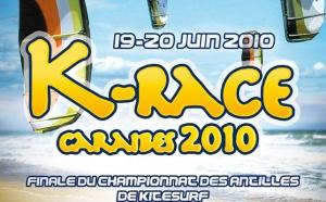 Kite Surf Guadeloupe RRD K RACE CARAIBES 2010 CHALLENGE à St François