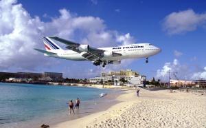Promotion billet d'avion Air France Guadeloupe