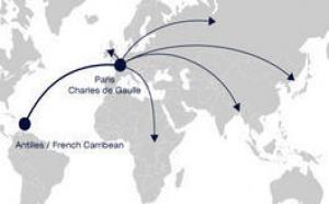 Air France, vol Les Antilles desservies depuis Paris-CDG -Guadeloupe à partir de novembre 2011