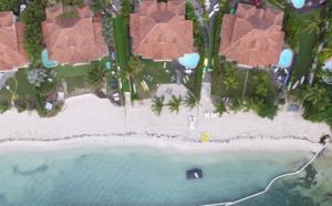 Localisation GPS et Satellite sur Google Map et Google Earth des villas de luxe en Guadeloupe