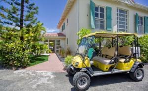 Une Voiture électrique pour Villa Boubou en Guadeloupe