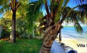 La Villa Boubou vous souhaite une très belle année de soleil et de ciel bleu pour 2015