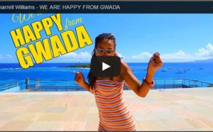 WE ARE HAPPY FROM GUADELOUPE