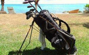 Le sac de golf gratuit avec la location de la Villa Boubou