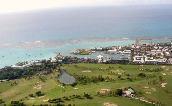 Golf international de Saint François Guadeloupe