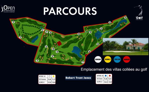 Réouverture du Golf 18 trous de Saint-François après rénovation