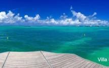 Villa de luxe à Saint François en Guadeloupe