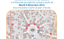 Marché nocturne de St François du mardi soir