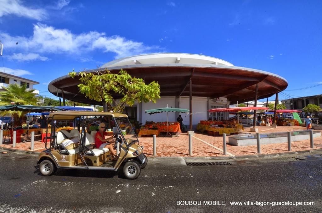 La Bouboumobile voiture électrique de Villa Boubou